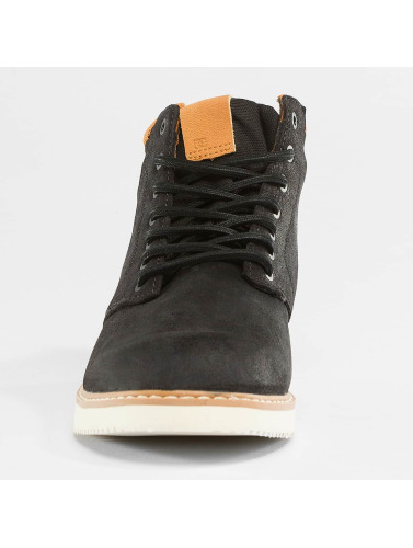 DC Hombres Boots Mason in negro