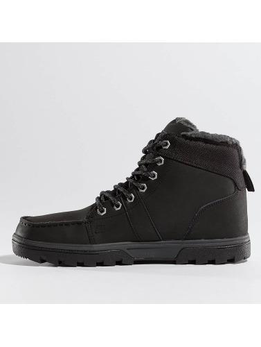 DC Herren Boots Woodland in schwarz