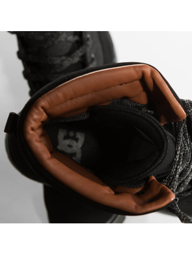 DC Herren Boots Uncas in schwarz