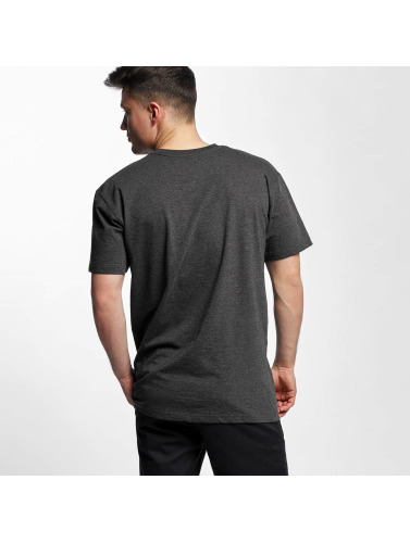 DC Hombres Camiseta Way Back Star in gris