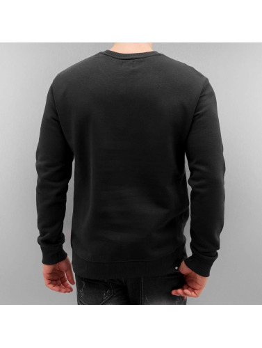 DC Herren Pullover Legendz Star in schwarz