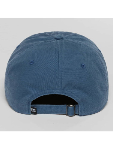 DC Snapback Cap Fred in blau