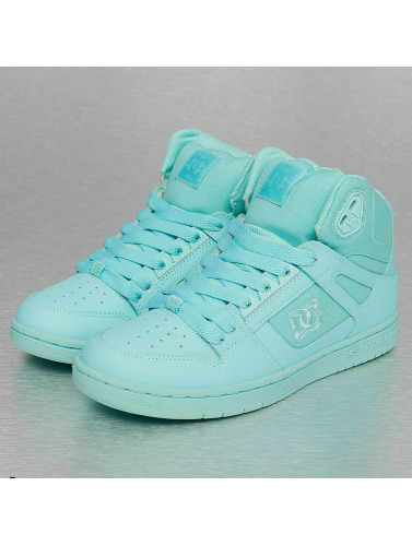 DC Damen Sneaker Rebound High in blau