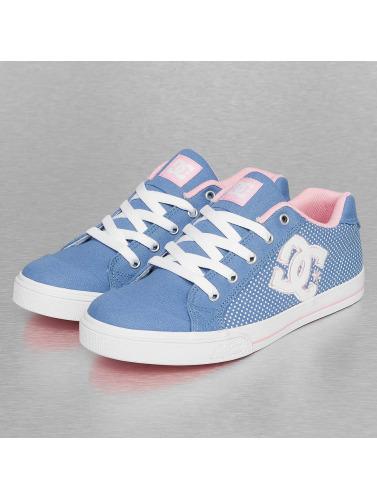 DC Sneaker Chelsea TX SE in blau