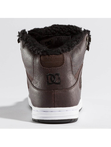 DC Damen Sneaker Rebound High WNT in braun