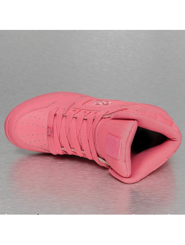 DC Damen Sneaker Rebound High in pink
