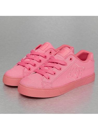 DC Damen Sneaker Chelsea TX in pink