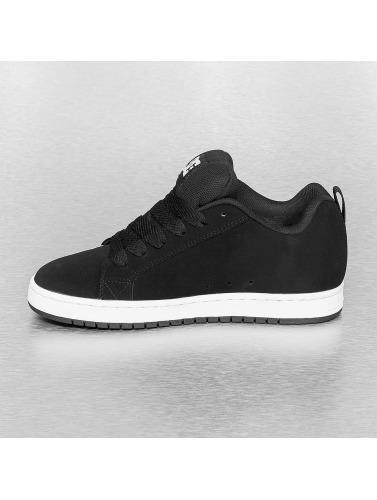DC Herren Sneaker Court Graffik in schwarz