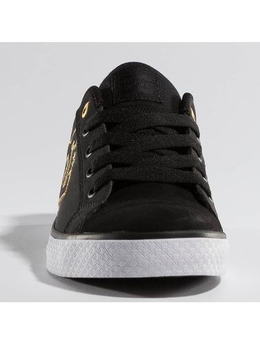 DC Damen Sneaker Chelsea in schwarz