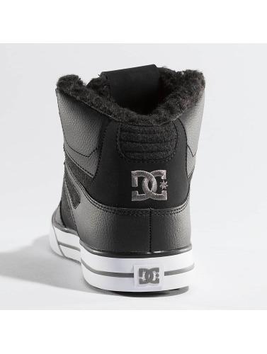 DC Herren Sneaker Spartan High WC WNT in schwarz