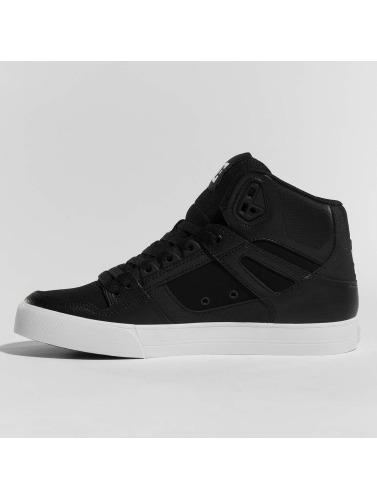 DC Herren Sneaker Pure High-Top WC in schwarz