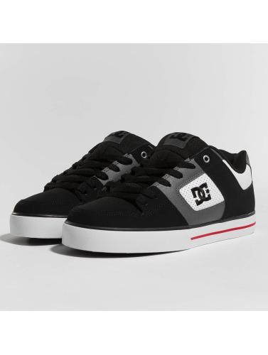 DC Herren Sneaker Pure in schwarz
