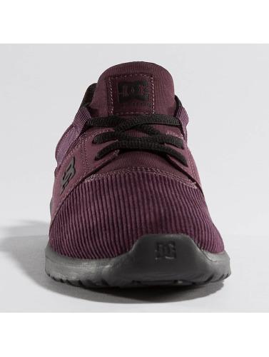 DC Damen Sneaker Heathow TX SE in violet