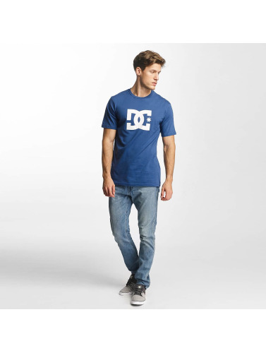 DC Herren T-Shirt Star in blau