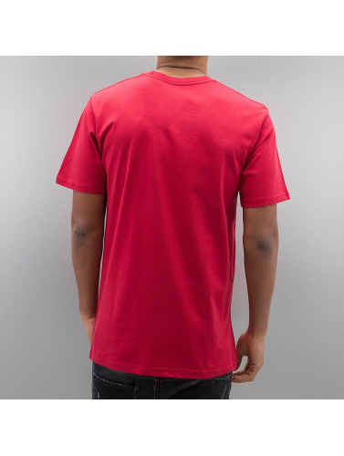 DC Herren T-Shirt Star in rot