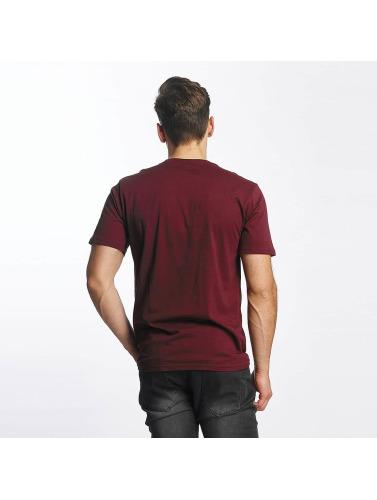 DC Herren T-Shirt Star in rot