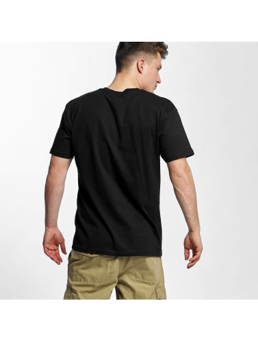 DC Herren T-Shirt Way Back Circle in schwarz