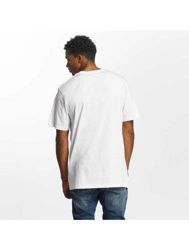 DC Herren T-Shirt Heraldry in weiß