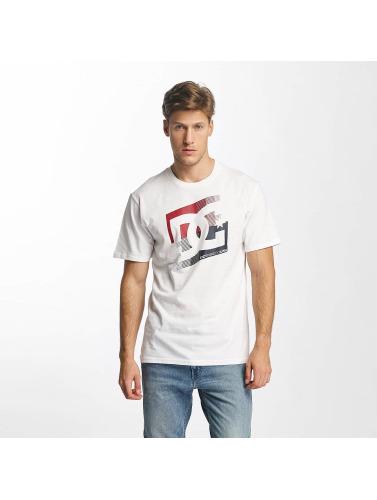 T-shirt Cascade Dc Mens En Blanc