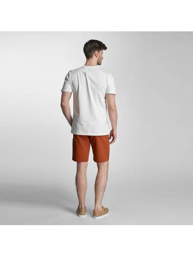 DC Herren T-Shirt Star in weiß