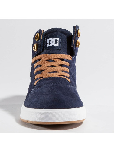 DC Hombres Zapatillas de deporte Crisis High in azul