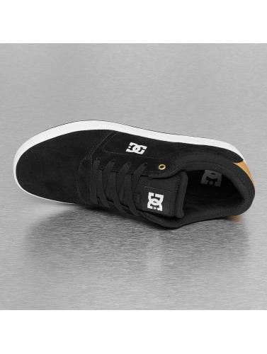 DC Hombres Zapatillas de deporte Crisis in negro