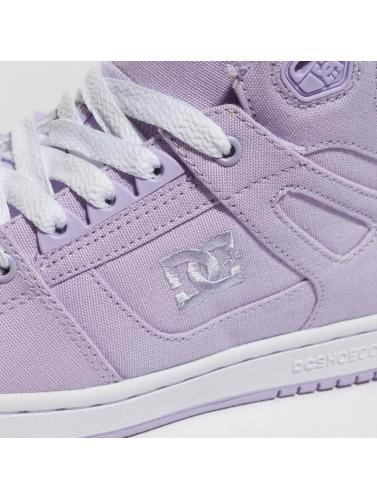 DC Mujeres Zapatillas de deporte Pure High-Top TX in púrpura