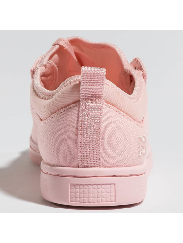 DC Mujeres Zapatillas de deporte Magnolia TX in rosa