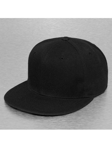 Decky USA Fitted Cap Retro in schwarz