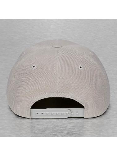 Decky USA Snapback Cap Bandanna in grau