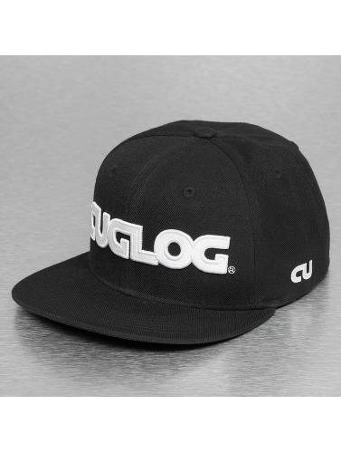 Decky USA Snapback Cap Cuglog in schwarz