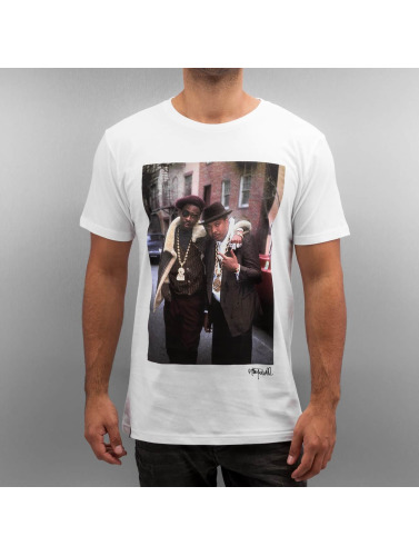 DEDICATED Hombres Camiseta Ricky Powell The Rulers in blanco