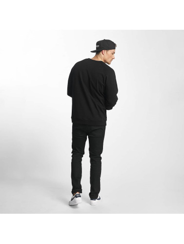 DEDICATED Hombres Jersey Malmoe in negro