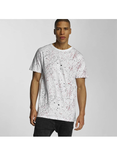 DEDICATED Herren T-Shirt Spray Drips in weiß Schnelle Lieferung Günstig Online Verkauf Größten Lieferanten tlPtZ83u