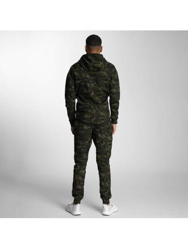 DEF Herren Anzug Camo in camouflage
