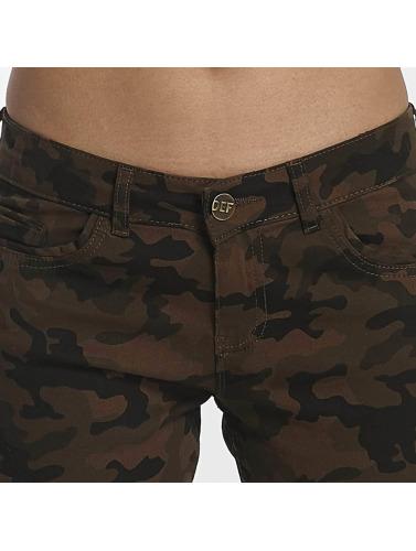 DEF Damen Boyfriend Manaboom in camouflage