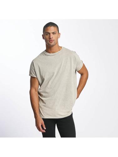 DEF Hombres Camiseta Miguel Pablo Oversize in gris