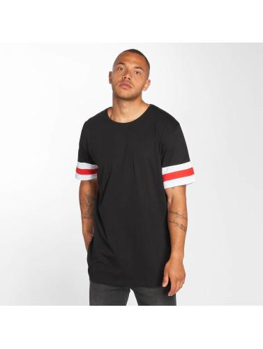 DEF Hombres Camiseta Waldo in negro