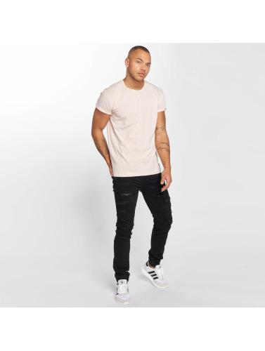 DEF Hombres Camiseta Basic in rosa
