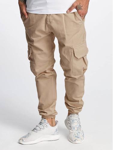 DEF Herren Cargohose Kindou in beige