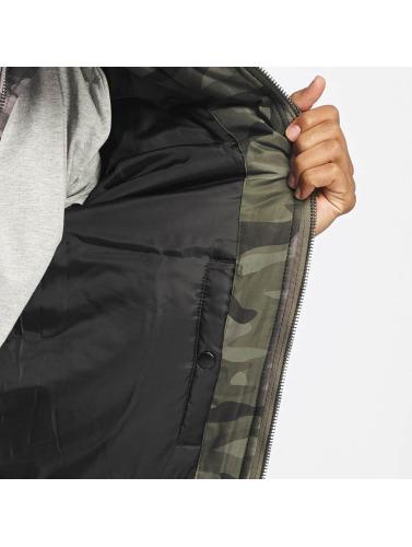 DEF Hombres Cazadora bomber Drop x in camuflaje