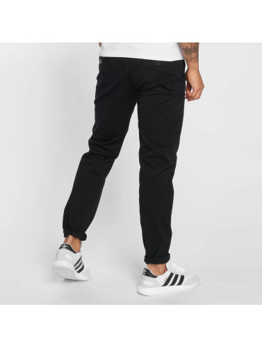 DEF Herren Chino Georg in schwarz