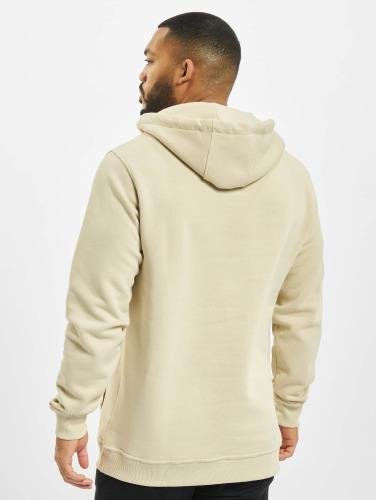 DEF Herren Hoody Upper Arm Pocket in beige