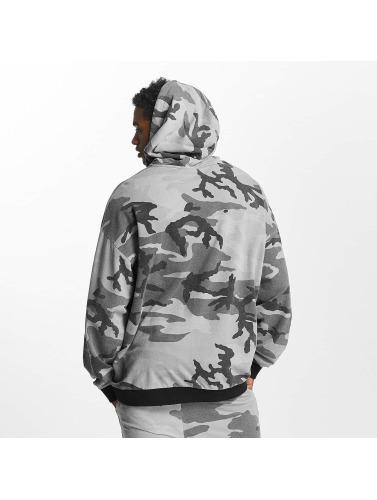 DEF Herren Hoody Camo in camouflage