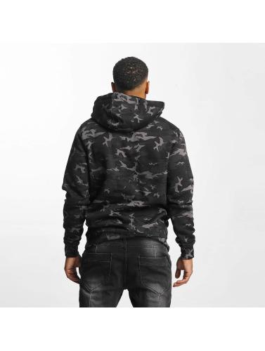DEF Herren Hoody Upper Arm Pocket in camouflage