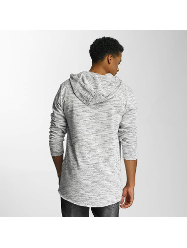 DEF Herren Hoody Pure Hate in grau