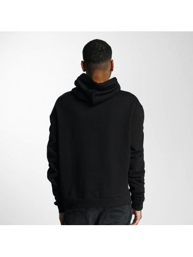 DEF Herren Hoody Breeze in schwarz