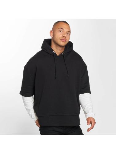 DEF Herren Hoody Layers in schwarz Billig Verkauf Zu Kaufen Bekommen D3TSpoI8da