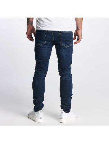 azul Chawai DEF Jeans in Hombres ajustado wtRHqXR