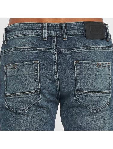 ajustado Ändy Hombres DEF Jeans azul in UqpxAB